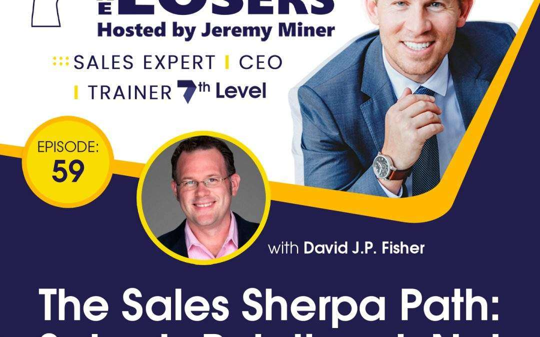 The Sales Sherpa Path – Sales is Relational, Not Transactional