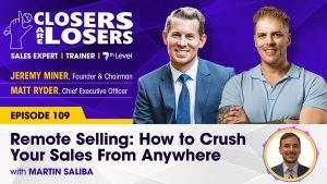 Remote Selling How to Crush Your Sales From Anywhere